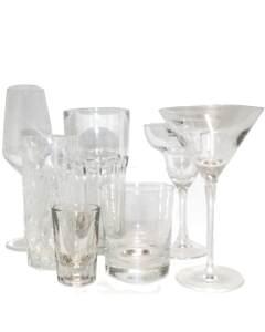 Gläser für Cocktails