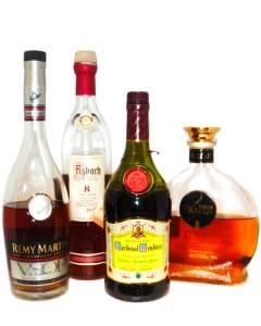 Cognac, Brandy, Weinbrand