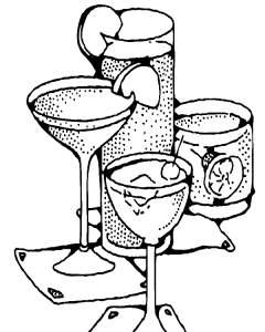 Cocktailkategorien