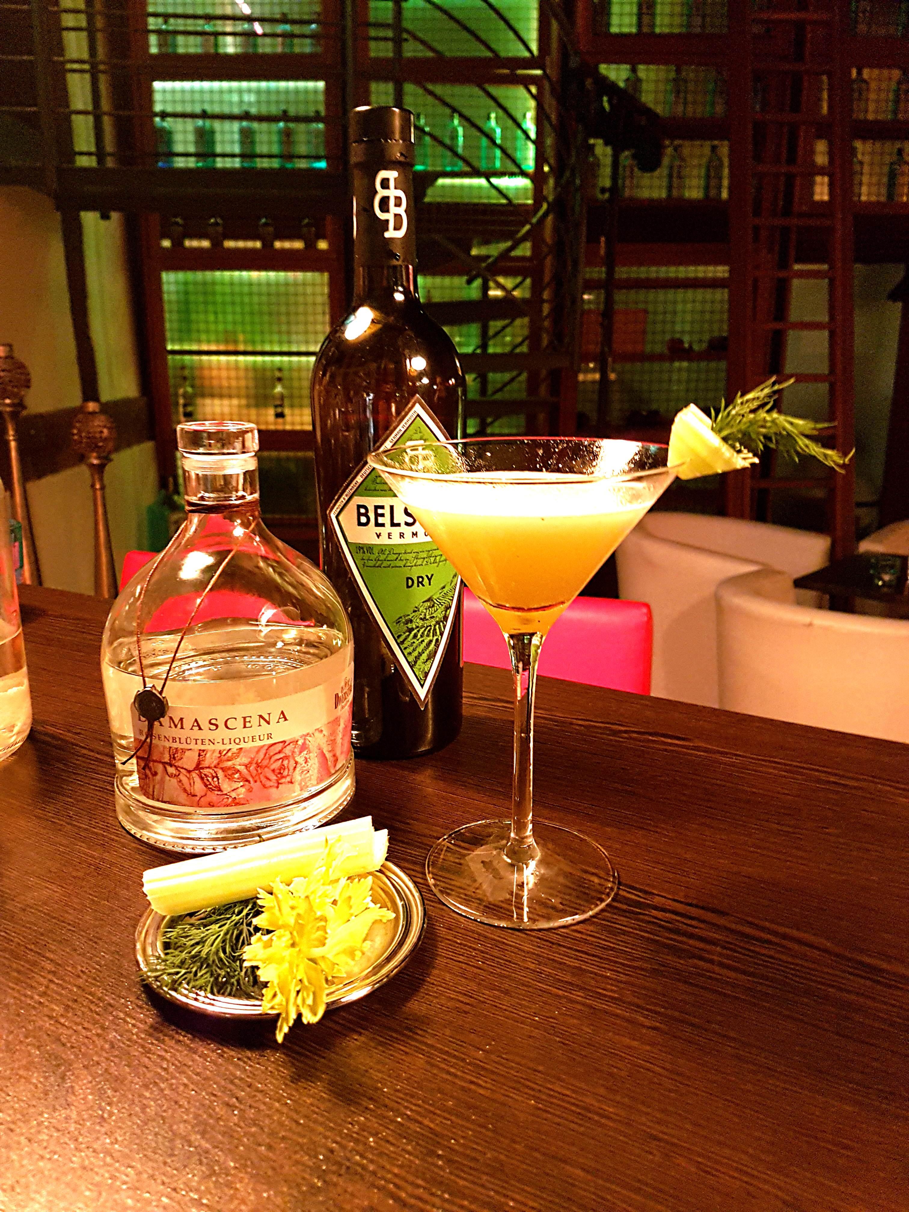 Eau de Jardin Cocktail