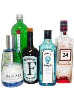 Gin für Cocktails