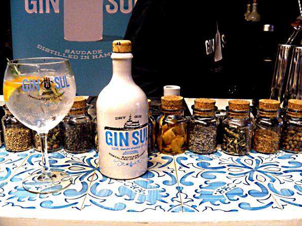 Gin Sul, Gin sul Tonic