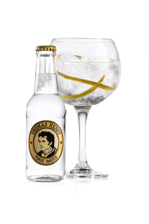 Wie trinkt man Gin & Tonic?