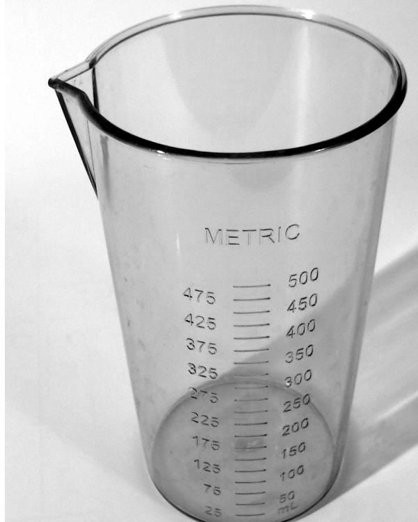 Maßeinheiten für Cocktails