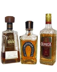 Tequila und mezcal