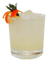 Rosemary Sour